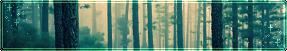 F2U|Decor|Teal Forest #8 by Mairu-Doggy