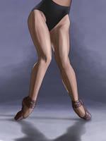 Ballerina by m-scott-hay