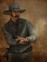 Magnificent 7 - Chisolm by m-scott-hay