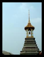 THAI - Bell Tower by ezak