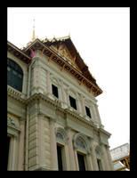 THAI - Chakri Maha Prasat Hall by ezak