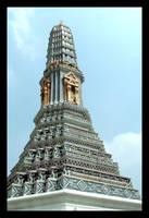 THAI - Palace Tower by ezak