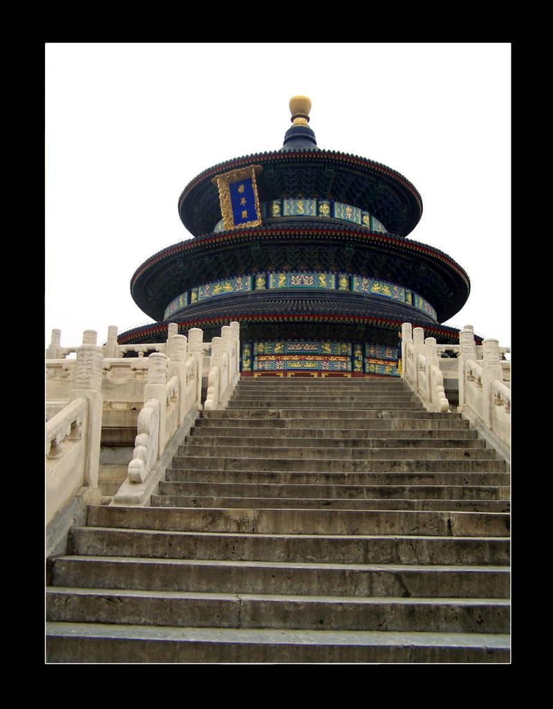 CHINA - Temple of Heaven by ezak