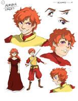 Alanna Character Sheet by SeiraSky