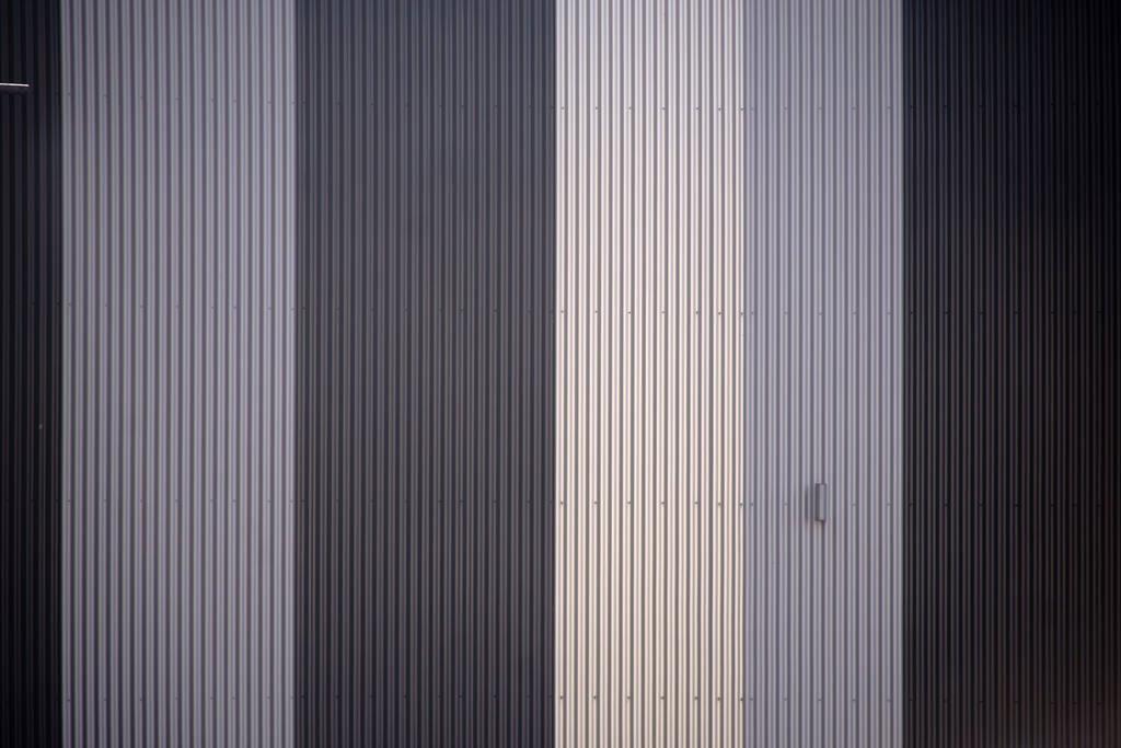 Striped Corrugated by PhotoartBK
