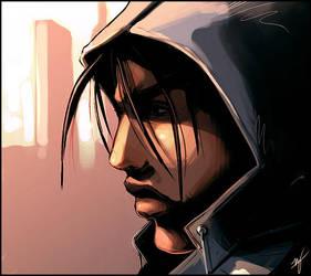 Jin Kazama III by LMJWorks
