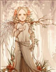 Felicia the Elder by LMJWorks