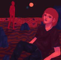 Hell? by bearjinn