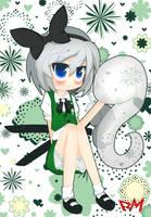 Youmu Chibi by Katsumimi
