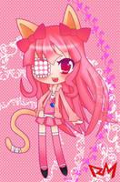 OC: Kitty by Katsumimi