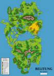 Belitung continent by robinoza