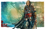 ~Edward Kenway~ by JustAnoR
