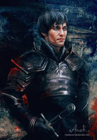 Cahir (another version) by JustAnoR