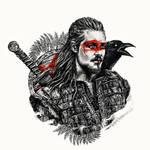 ~Uhtred Ragnarson~ by JustAnoR