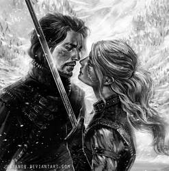 ~Shall we dance?~ by JustAnoR