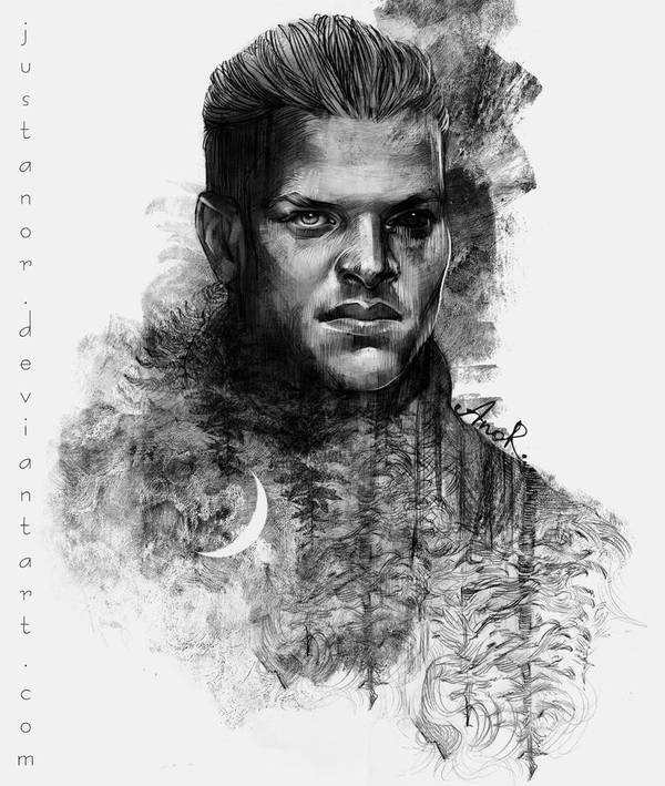 Ivar by JustAnoR