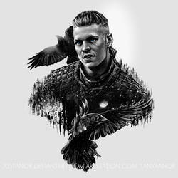 ~Ivar the Boneless~ by JustAnoR