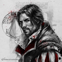 ~Ezio~ by JustAnoR