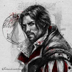 ~Ezio~ by JustAnoR