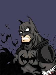 Bat S*#t Crazy by wotnip