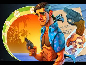 Tropical Heat by ubegovic