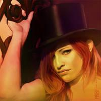 Redhead by cyzeal