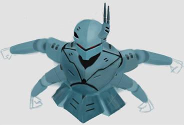 Robot by BlueBubble-L