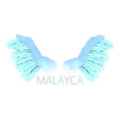 Malayca Logo by jackred5