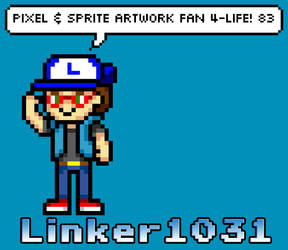 My New Deviantart Profile Pic by Linker1031