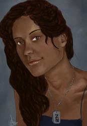 Iladia Shepard by alexvasnormandy