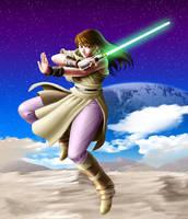 Jedi Master Loish-Van by Designed-One