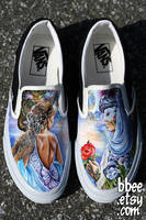 Masque of Love by BBEEshoes