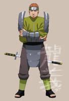 Samurai-nin by Roggles