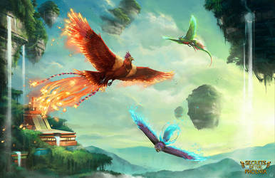 Secrets of the Phoenix by Roggles