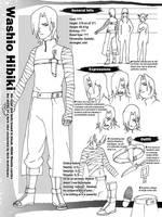 Washio Concept Sketch by Roggles