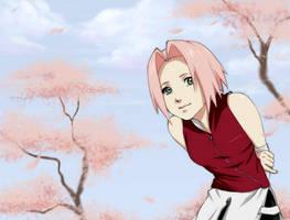 Sakura - Blossom by Roggles