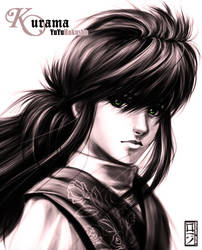 Kurama by Roggles