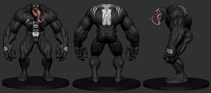 Venom Turnaround Color by sankart
