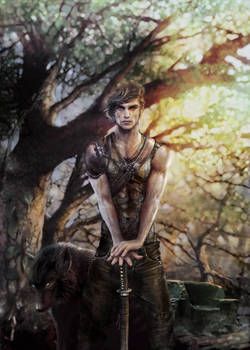 Richard The wolf king by fuchsiart