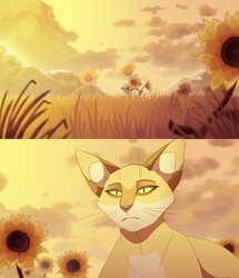 youre the sunflower by Jih-pun