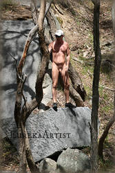 Bush nude close up in Spring by EurekaMichael
