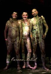 Merry men by EurekaMichael