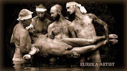 WATER PIETA3 by EurekaMichael