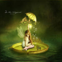 In the Lilypond by flina
