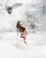 Last Kiss of Winter by flina