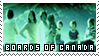 Boards of Canada Stamp by NickDoleMailBox