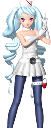 Spacey Nurse by MisakiGalhardo