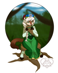 [C] Song of Peace by kittydee