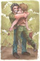 Hug [Darick/Dick] by ProfDrLachfinger