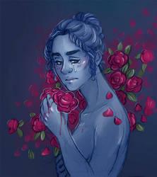 I miss you my Rose [Arabella Strange] by ProfDrLachfinger